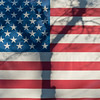 American Flag, Bennington, 2014