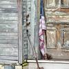 Faded American Flag, Randolph Center, 2014