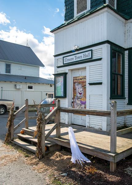 Town Hall, Lake Elmore, 2014