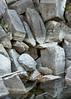 Granite Grout Pile, Websterville, 2015