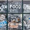 Food Shelf Window, Arlington, 2017