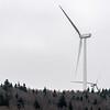 Wind Turbines, Readsboro, 2017