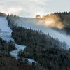 Snowmaking for World Cup Races, Killington, 2017