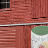 Barn with Paint Can Sign, Arlington, 2017