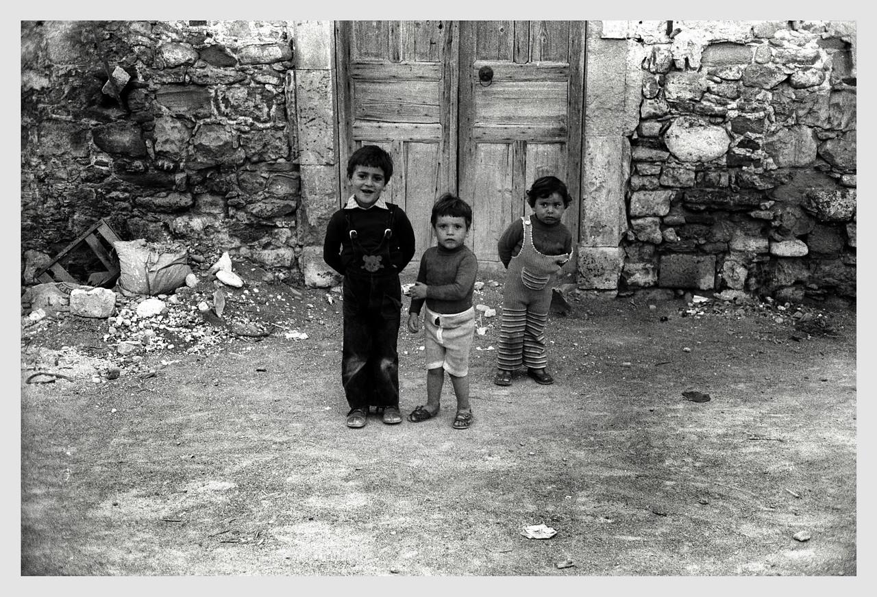 Ierapetra, Crete 1975   (C) Julian Ward