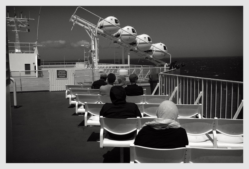 Interislander Ferry 2012