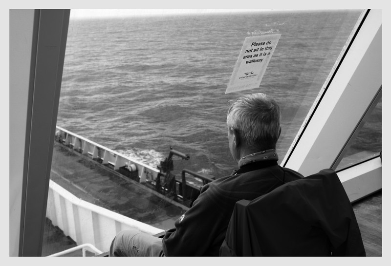 Cook Strait Ferry  2012