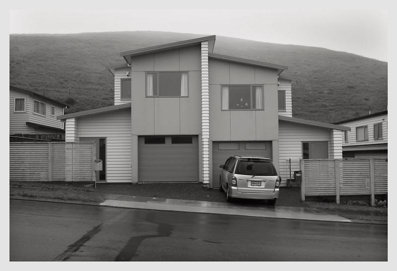 Lego Houses in Johnsonville. Wellington