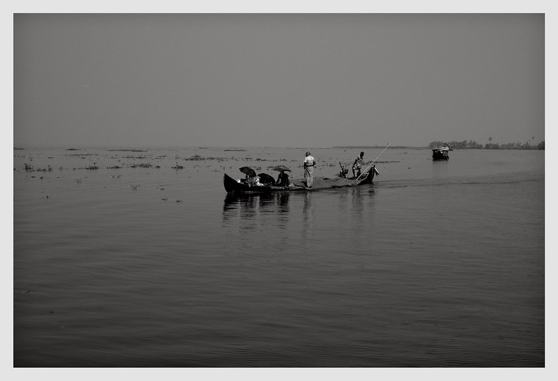 Alleppey Beach, India 2018