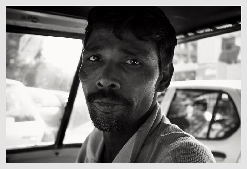 Tut driver Rajasthan, India 2010