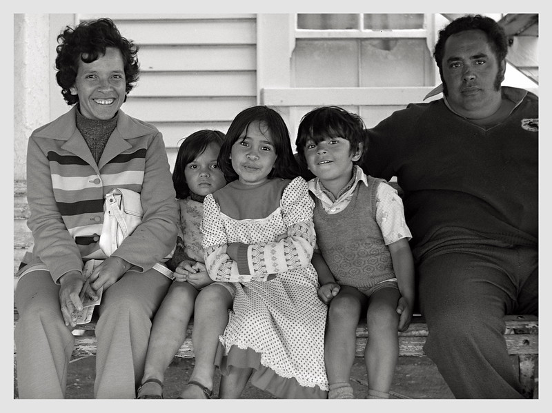 New Plymouth portraits 1981