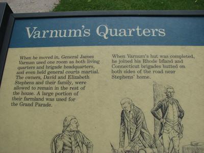 Gen. James Mitchell Varnum
