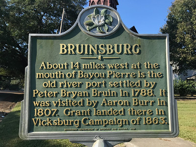 Peter Bryan Bruin Home and Grave *