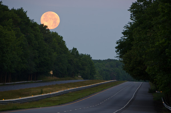 2013 6-23 Supermoon Route 18 Colt's Neck-22
