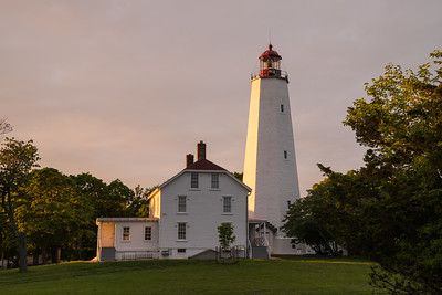 2018 7-31 Sandy Hook Lighthouse Sunset-60_Full_Res