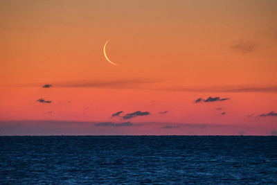 2018 3-15 Monmouth Beach  4 6% Waning Crescent Moon-50_Full_Res