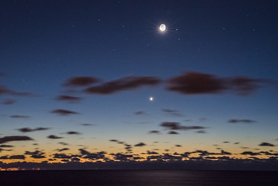 2017 10-17 Monmouth Beach Moon Mars Venus-141_Full_Res
