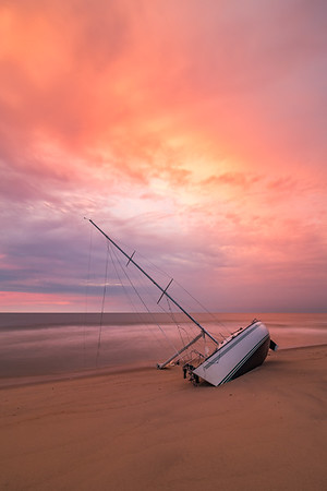 2019 7-8 Sea Bright Abandoned Beached Sailboat-53_Full_Res