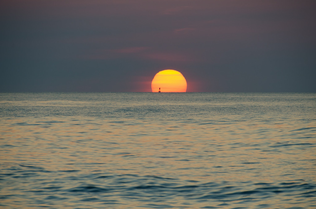 2013 6-21 Long Branch Boat Sunrise Solstice-123