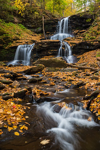 2020 10-18 Ricketts Glen State Park PA Waterfalls-270_Full_Res