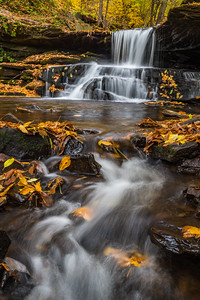 2020 10-18 Ricketts Glen State Park PA Waterfalls-284_Full_Res