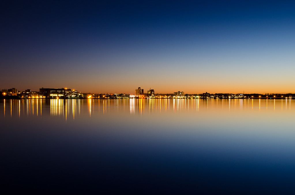 2013 3-9 Red Bank Skyline at Dusk-29