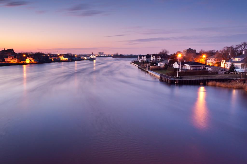 2012 Bridge -To Sea Bright Dawn , Belmar Pier Rock 1st Tamron-22