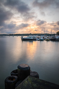 2018 8-22 Fair Haven Dock Sunrise Piling-16-HDR_Full_Res