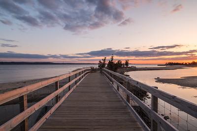 2018 4-10 Sandy Hook Wooden Bridge Sunset-57-HDR_Full_Res