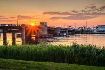 2015 6-30 Shrewsbury River Bridge Sunrise-60_1_2