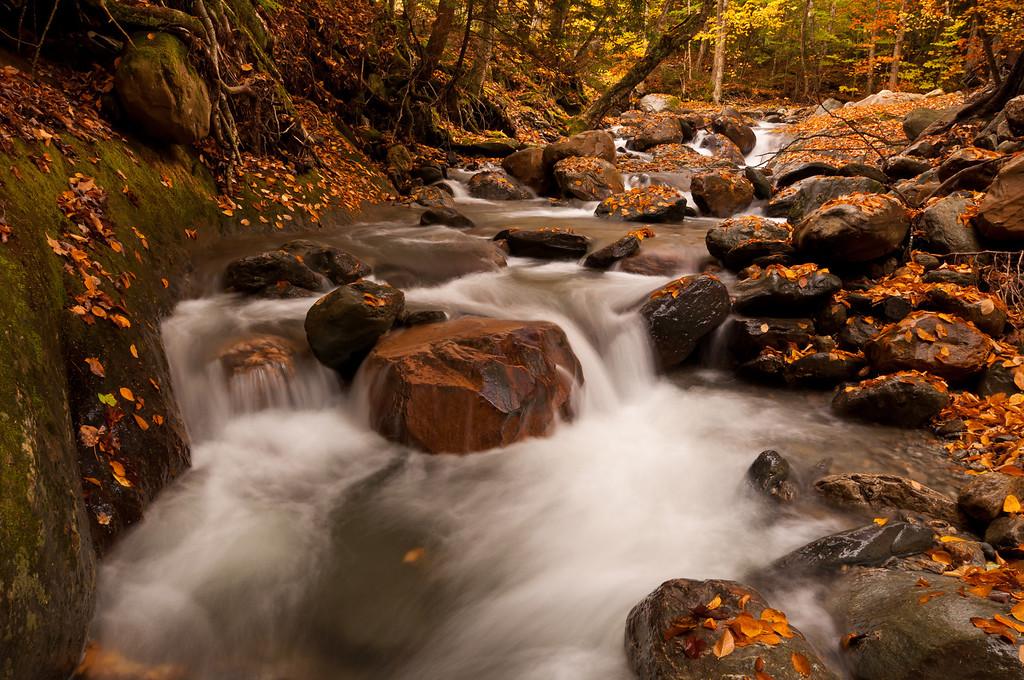 2012 10-7 Vermont Peak Fall Foliage and Waterfalls-69