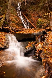 2012 10-7 Vermont Peak Fall Foliage and Waterfalls-126