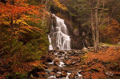 2012 10-7 Vermont Peak Fall Foliage and Waterfalls-113