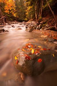 2012 10-7 Vermont Peak Fall Foliage and Waterfalls-3