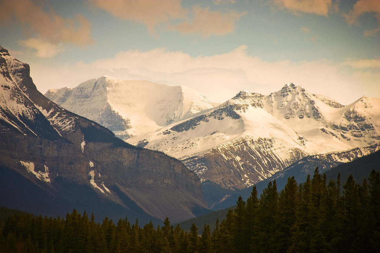 Jasper Mountains