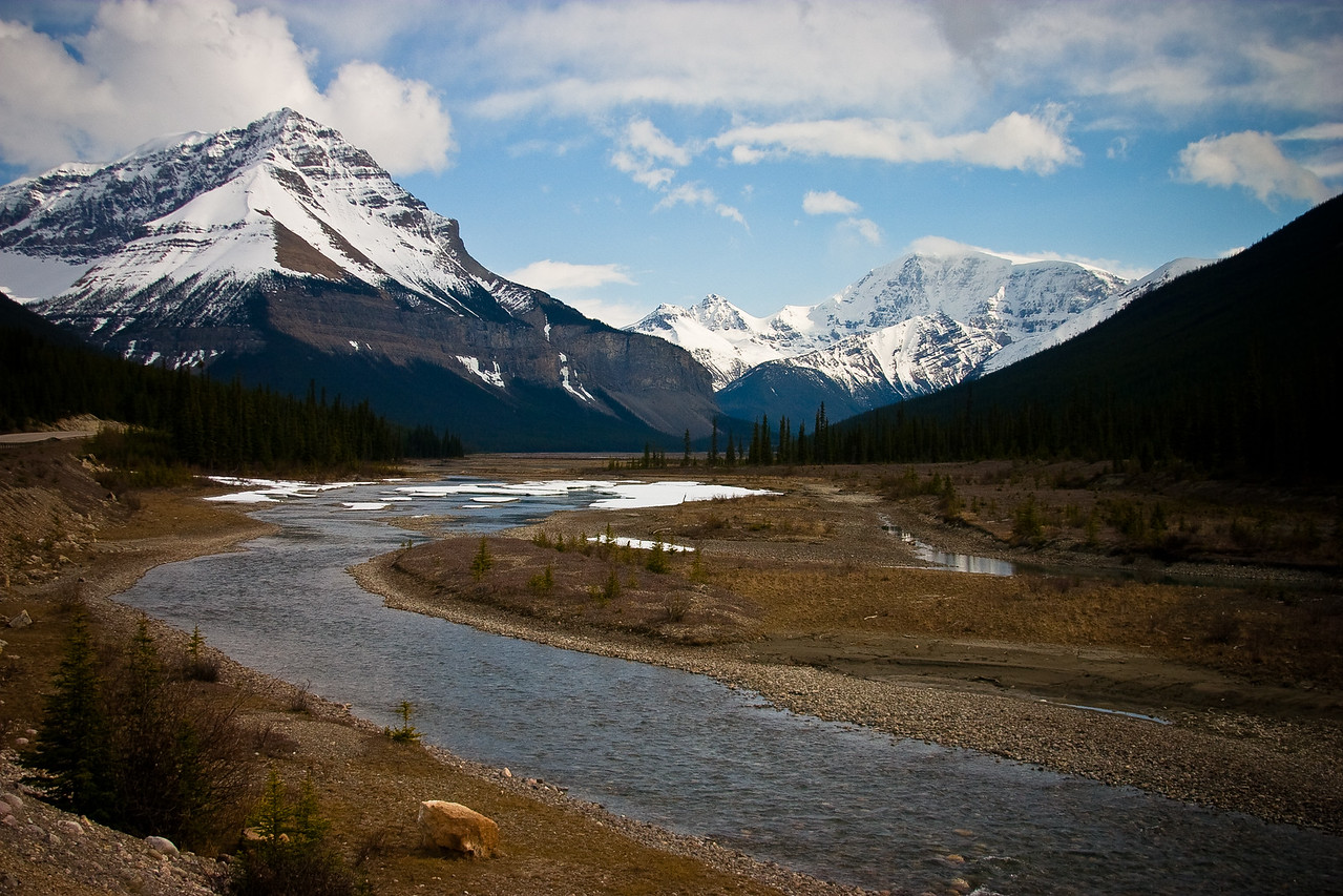 Alexandra River, Jasper National Park