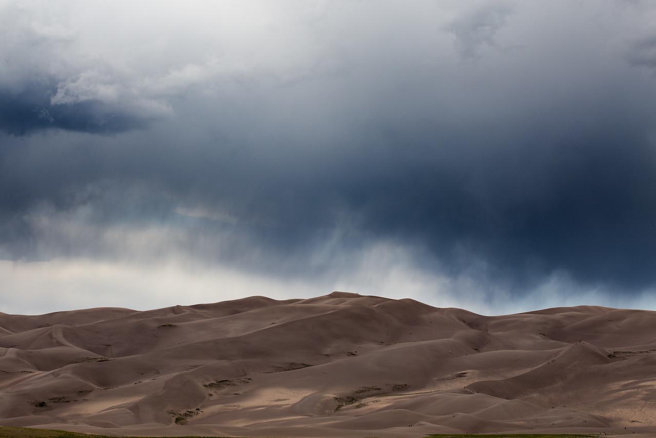 Summer Storm, Great Sand Dunes National Park