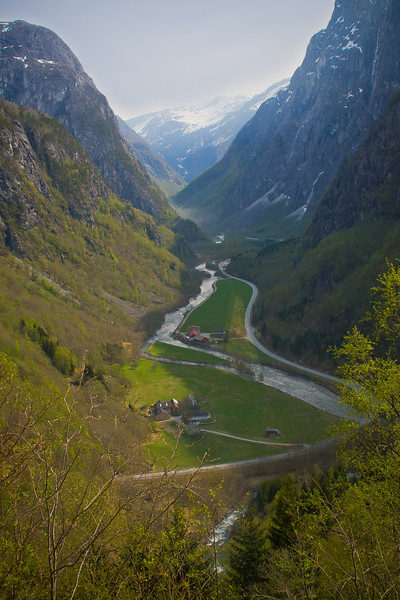 Fjord Visages - Start of a Fjord