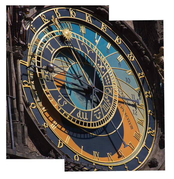 Astronmical Clock, Prague