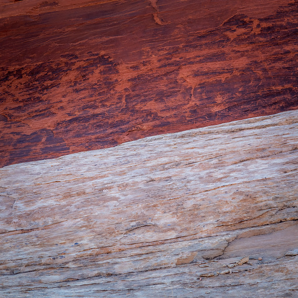 Red and White - Valley of Fire State Park