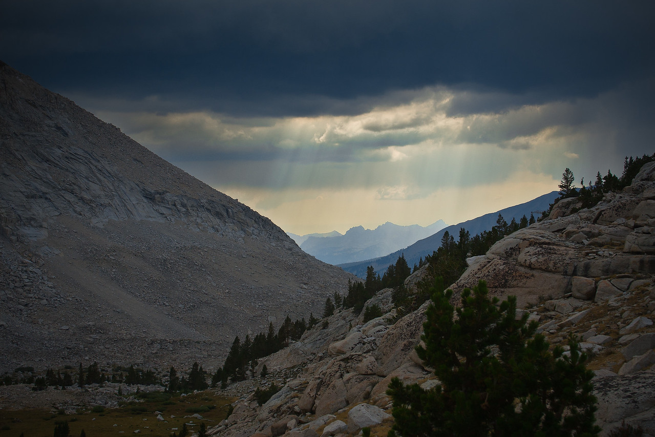 Dark Skies Over the Sierras