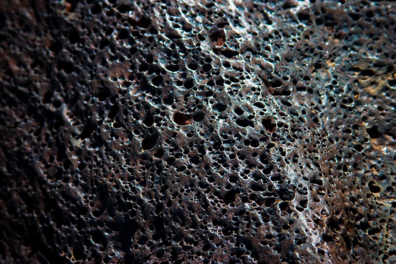 Obsidian - Fossil Falls