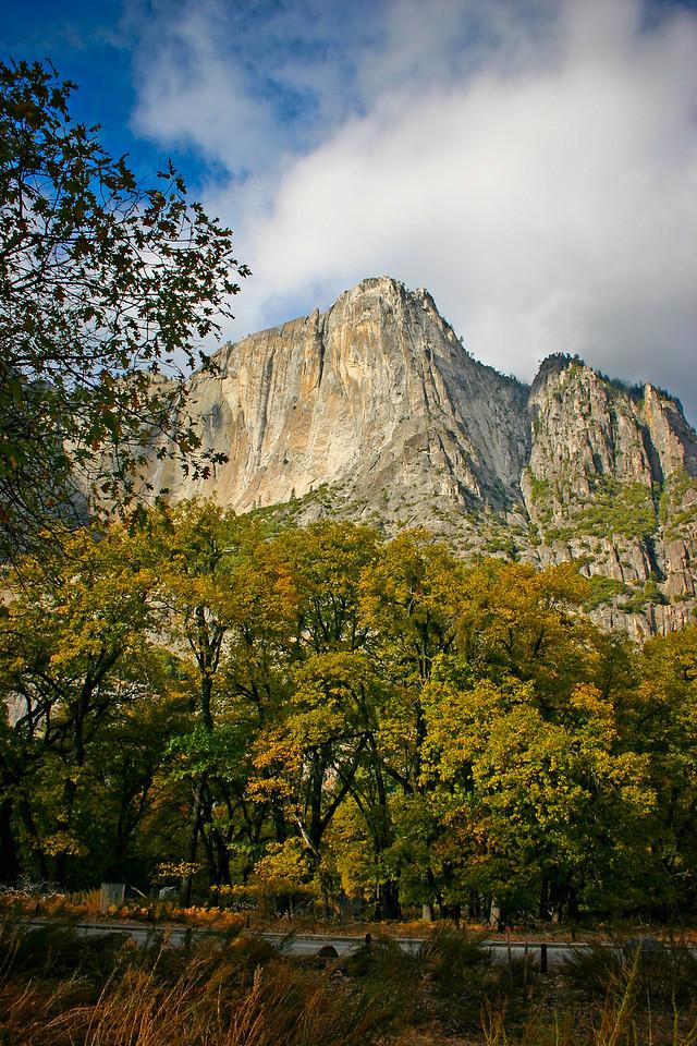 Yosemite Valley in the Autumn #2