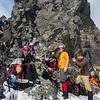 Mountaineering - Unicorn Peak - 2014