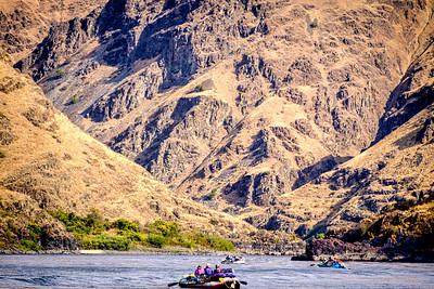Hells Canyon, Snake River