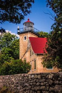Eagle Bluff Lighthouse Door County