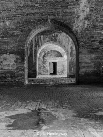 Fort Morgan Arches