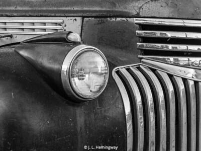 Old Truck Details