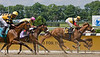 """<h2>Second, third and fourth place.  Bellmont Racetrack, New York. This image selected for Town of Hempstead 2012 Calendar, main image for July. In 2012 the Belmont Stakes, third leg in the """"Triple Crown"""" has the potential for a Triple Crown winner!"""