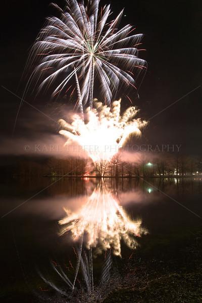 Belmont Lake State Park 12/3/11 Annual Tree Lighting Ceremony